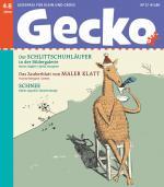 Cover-Bild Gecko Kinderzeitschrift Band 21