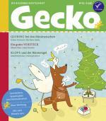 Cover-Bild Gecko Kinderzeitschrift Band 62