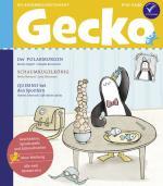 Cover-Bild Gecko Kinderzeitschrift Band 63