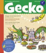 Cover-Bild Gecko Kinderzeitschrift Band 73
