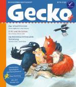 Cover-Bild Gecko Kinderzeitschrift Band 74