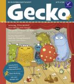 Cover-Bild Gecko Kinderzeitschrift Band 75