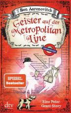 Cover-Bild Geister auf der Metropolitan Line