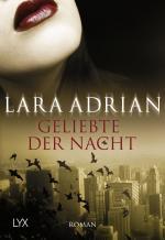 Cover-Bild Geliebte der Nacht