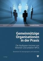 Cover-Bild Gemeinnützige Organisationen in der Praxis