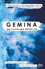 Cover-Bild Gemina. Die Illuminae Akten_02