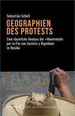 Cover-Bild Geographien des Protests