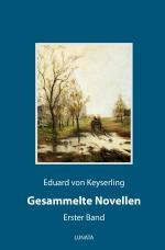 Cover-Bild Gesammelte Novellen / Gesammelte Novellen I