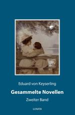 Cover-Bild Gesammelte Novellen / Gesammelte Novellen II