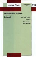 Cover-Bild Gesammelte Werke VIII. Erzählende Werke - 2. Band