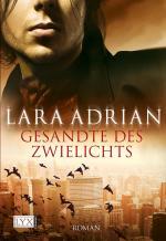 Cover-Bild Gesandte des Zwielichts