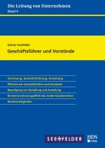 Cover-Bild Geschäftsführer und Vorstände
