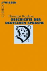 Cover-Bild Geschichte der deutschen Sprache