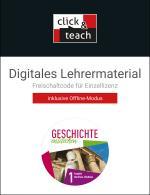 Cover-Bild Geschichte entdecken – Nordrhein-Westfalen / Geschichte entdecken NRW click & teach 1 Box