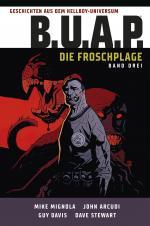 Cover-Bild Geschichten aus dem Hellboy-Universum: B.U.A.P.