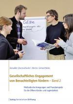 Cover-Bild Gesellschaftliches Engagement von Benachteiligten fördern - Band 2
