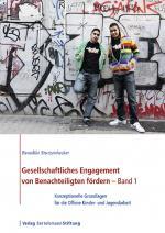Cover-Bild Gesellschaftliches Engagement von Benachteiligten fördern
