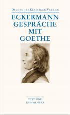 Cover-Bild Gespräche mit Goethe
