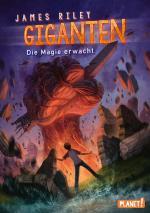Cover-Bild Giganten 1: Die Magie erwacht
