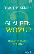Cover-Bild Glauben wozu?