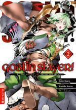 Cover-Bild Goblin Slayer! 02