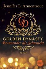 Cover-Bild Golden Dynasty - Brennender als Sehnsucht