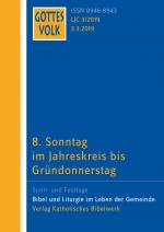 Cover-Bild Gottes Volk LJ C3/2019