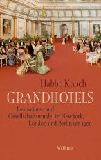 Cover-Bild Grandhotels