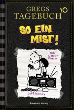 Cover-Bild Gregs Tagebuch 10 - So ein Mist!