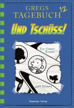 Cover-Bild Gregs Tagebuch 12 - Und tschüss!