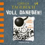 Cover-Bild Gregs Tagebuch 14 - Voll daneben!