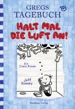 Cover-Bild Gregs Tagebuch 15 - Halt mal die Luft an!