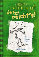 Cover-Bild Gregs Tagebuch 3 - Jetzt reicht's!