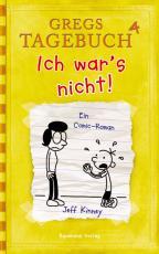 Cover-Bild Gregs Tagebuch 4 - Ich war's nicht!