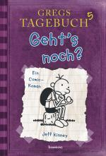 Cover-Bild Gregs Tagebuch 5 - Geht's noch?