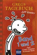 Cover-Bild Gregs Tagebuch - Band 1 und 2