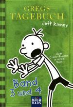 Cover-Bild Gregs Tagebuch – Band 3 und 4
