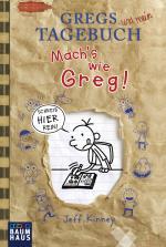 Cover-Bild Gregs Tagebuch - Mach's wie Greg!