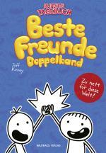 Cover-Bild Gregs Tagebuch & Ruperts Tagebuch - Beste Freunde (Doppelband)
