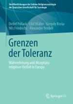 Cover-Bild Grenzen der Toleranz