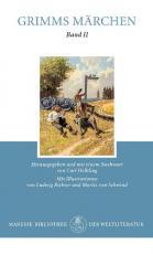 Cover-Bild Grimms Kinder- und Hausmärchen Band 2