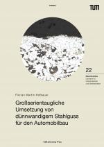 Cover-Bild Großserientaugliche Umsetzung von dünnwandigem Stahlguss für den Automobilbau