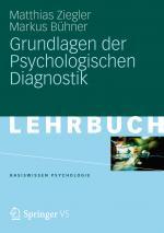 Cover-Bild Grundlagen der Psychologischen Diagnostik