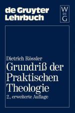 Cover-Bild Grundriß der Praktischen Theologie