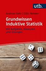 Cover-Bild Grundwissen Induktive Statistik
