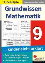 Cover-Bild Grundwissen Mathematik / Klasse 9