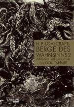 Cover-Bild H.P. Lovecrafts Berge des Wahnsinns 2