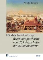 "Cover-Bild Händels ""Israel in Egypt"""