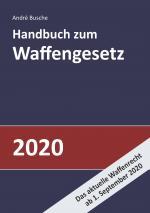 Cover-Bild Handbuch zum Waffengesetz 2020