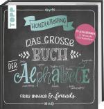 Cover-Bild Handlettering. Das große Buch der Alphabete